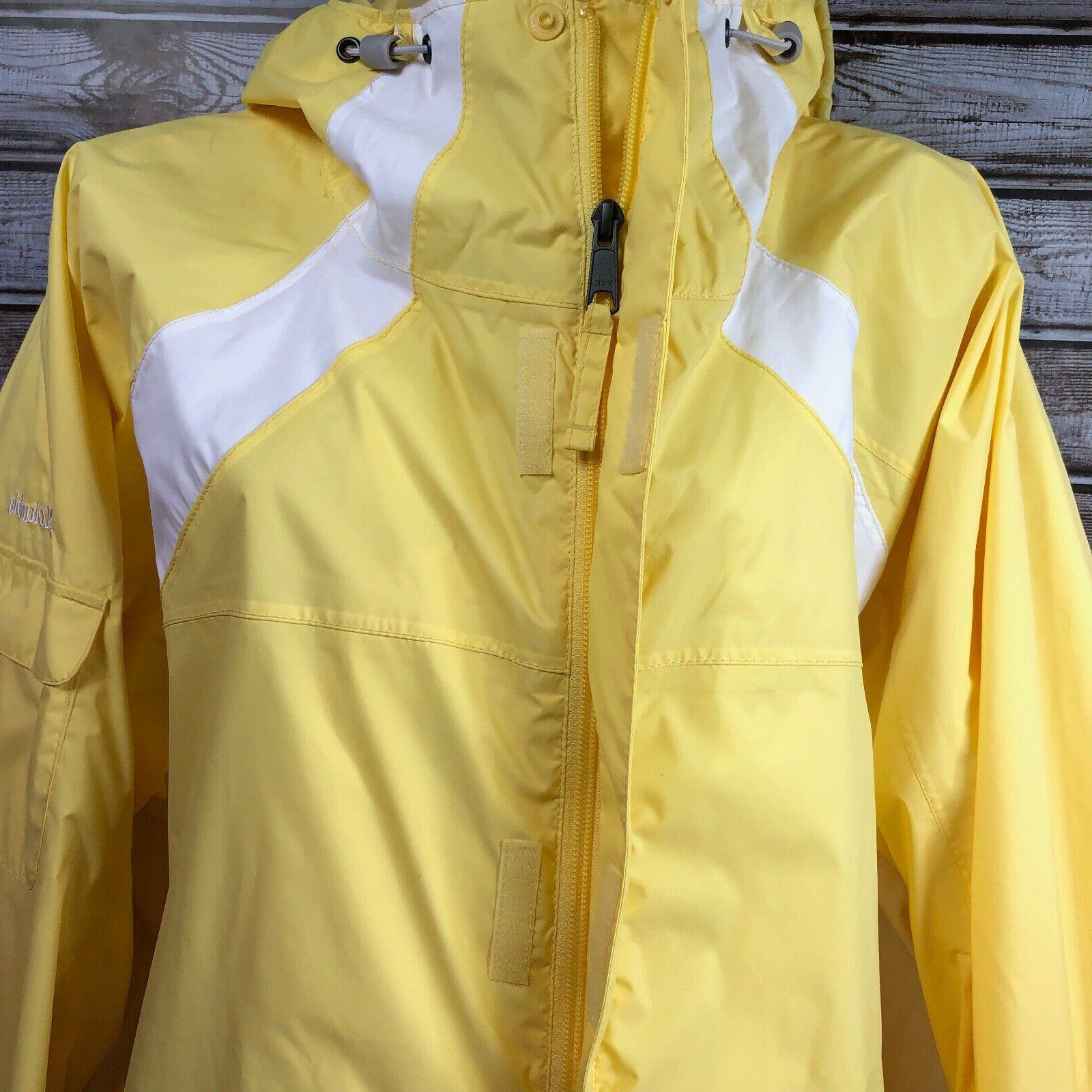 NWT Kona Plus 2X Yellow Rain Jacket