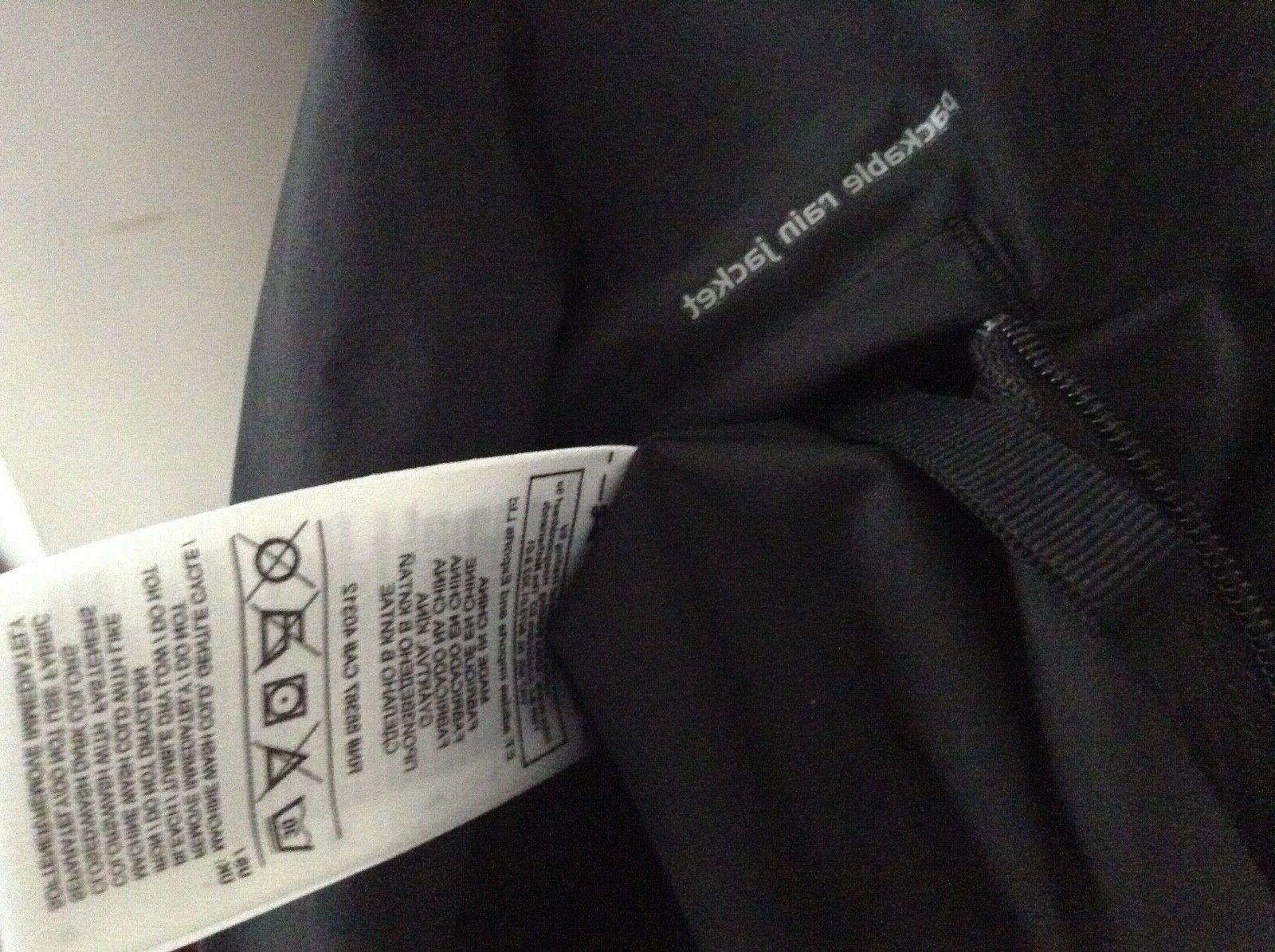 NWT ClimaProof Full Zip Jacket XL