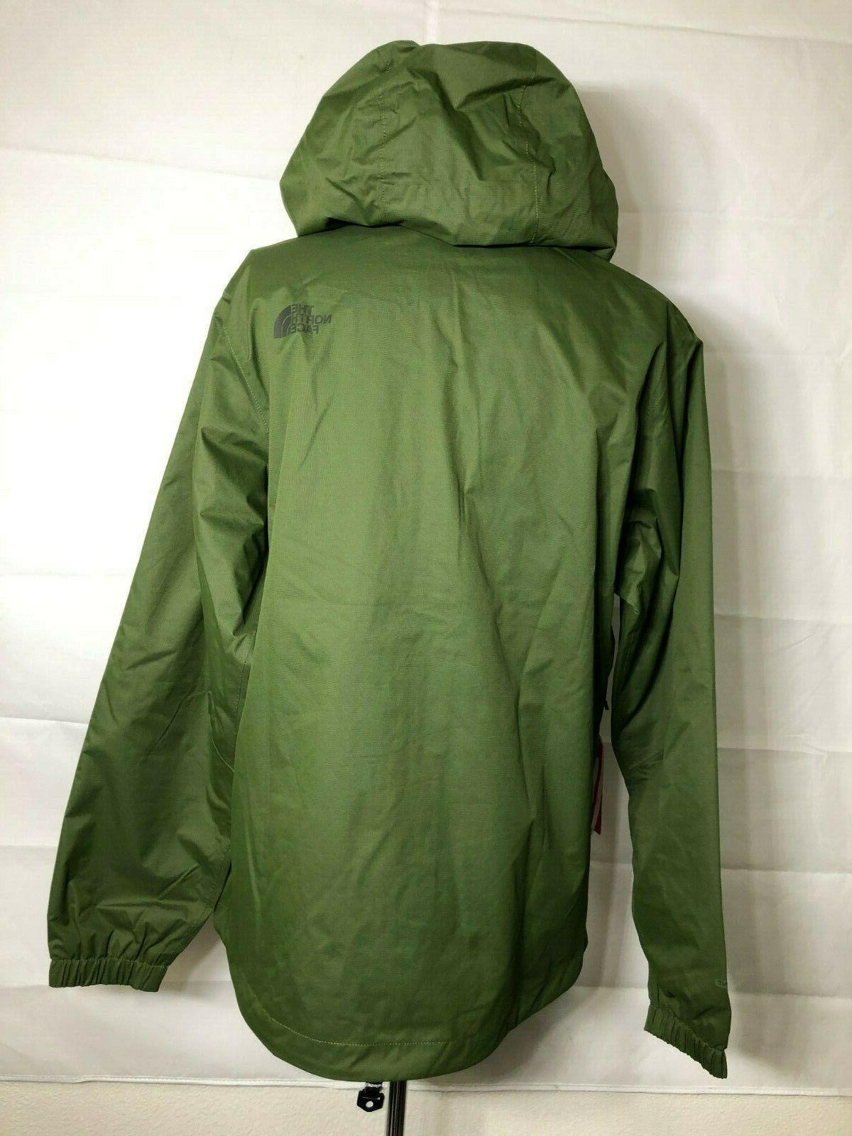 NWT THE NORTH FACE Men's Quest Waterproof Hooded Rain