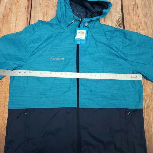 NWT Mountain Jacket - Blue XL