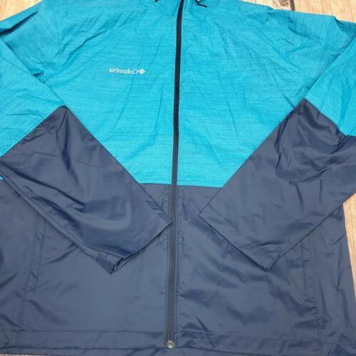 NWT Roan Mountain Rain Waterproof Jacket - XL