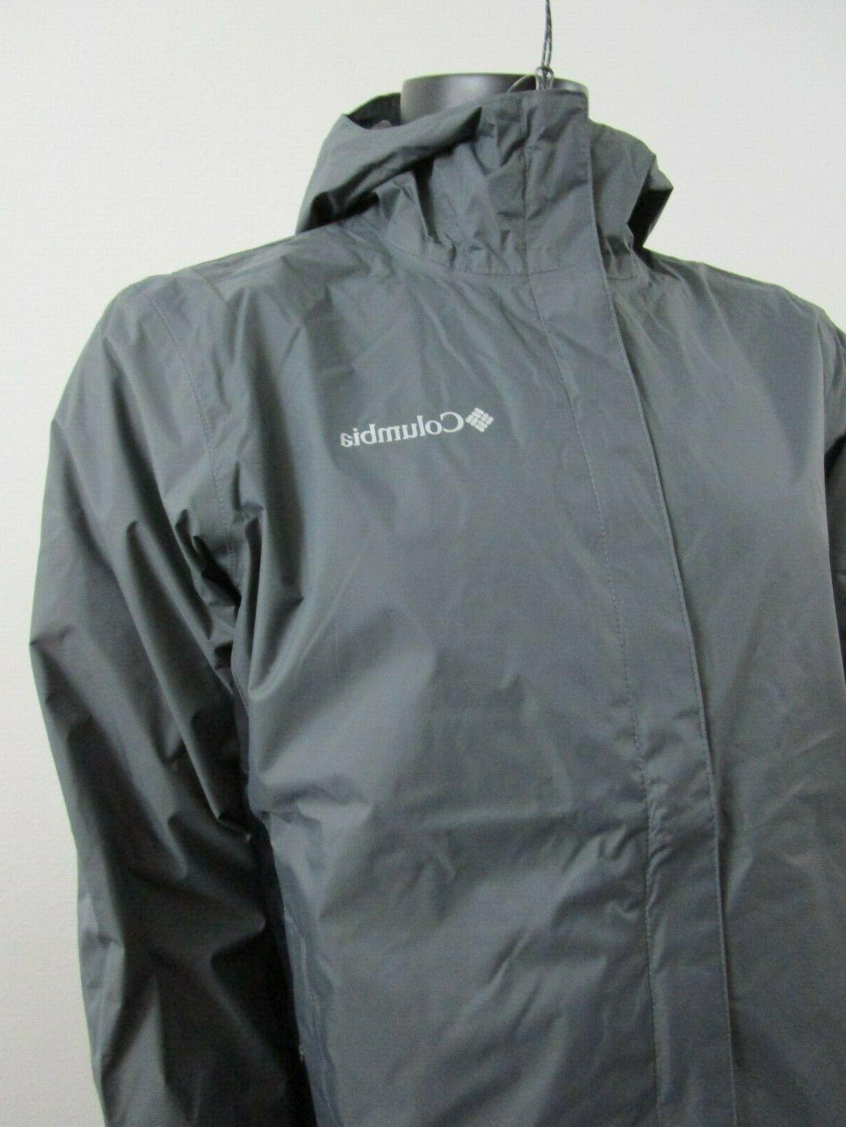 Mens Columbia Pointe II Rain Jacket