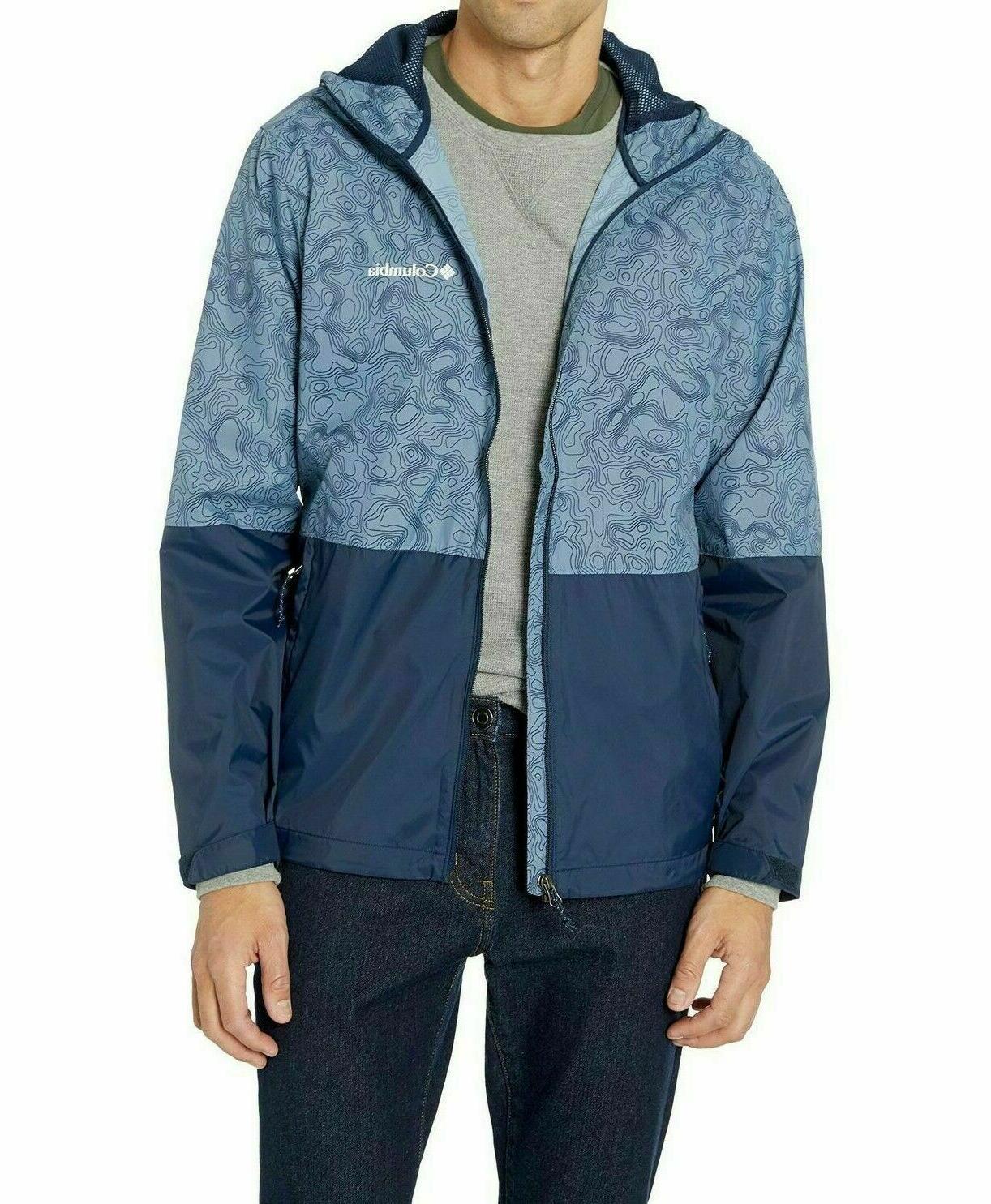 nwt mens roan mountain rain jacket mountain