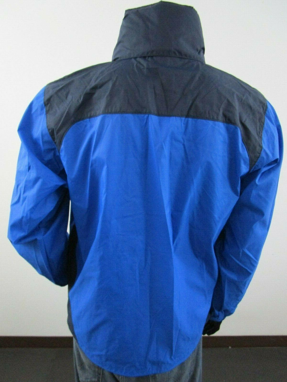 NWT Mens Raincreek Falls Rain Hooded Jacket