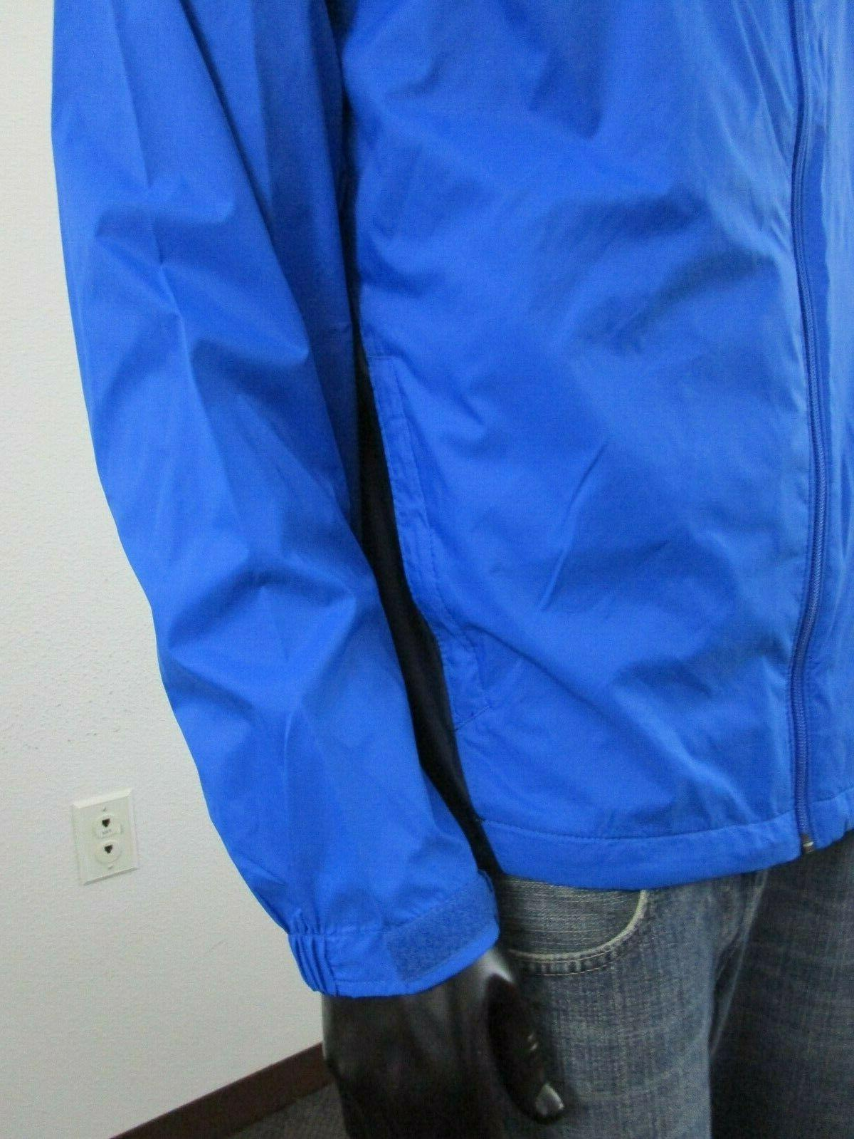 NWT Mens Columbia Raincreek Rain Hooded -