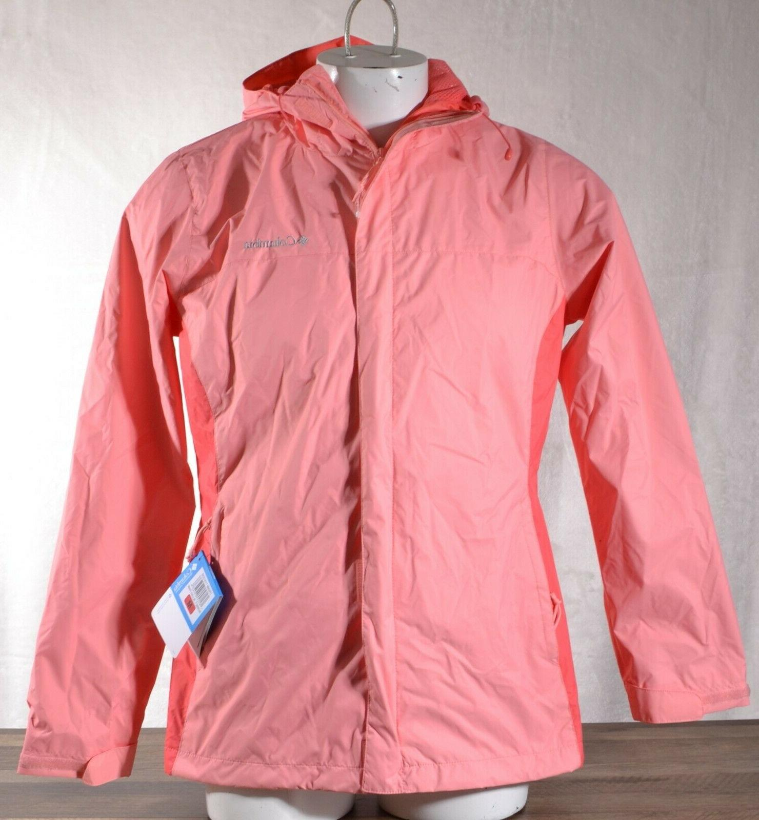 NWT Rain Jacket Variety Sizes And Colors