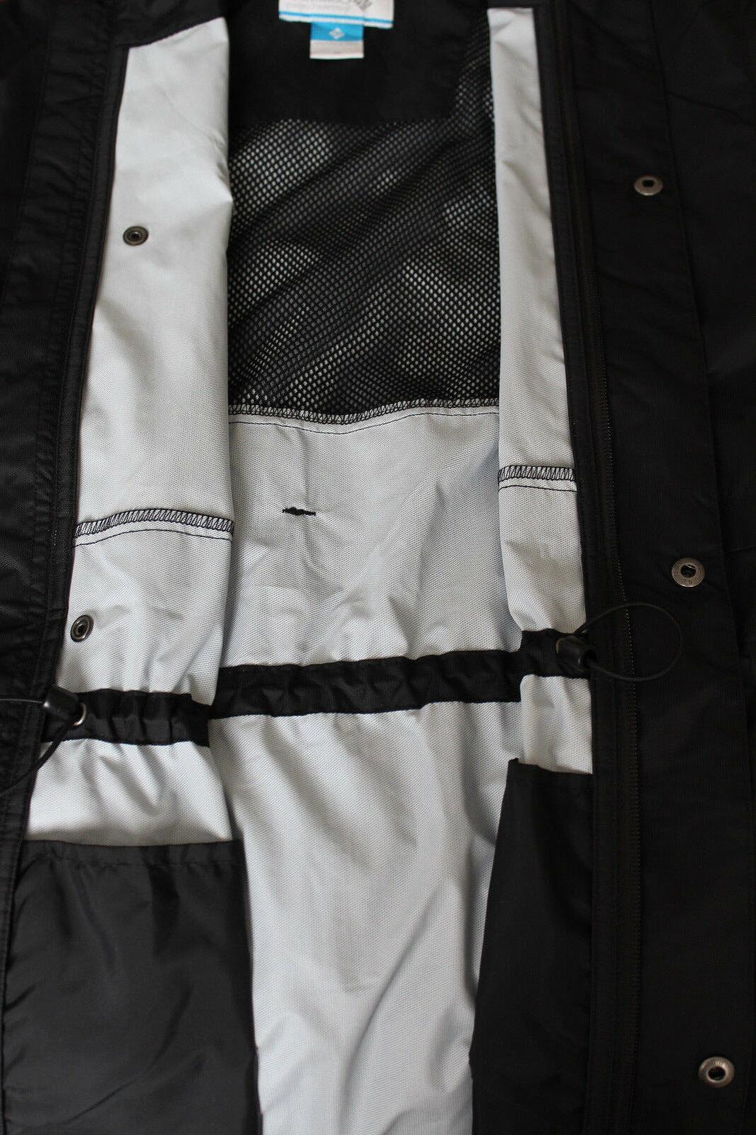 NWT Columbia Women's Struck Hooded Jacket Black