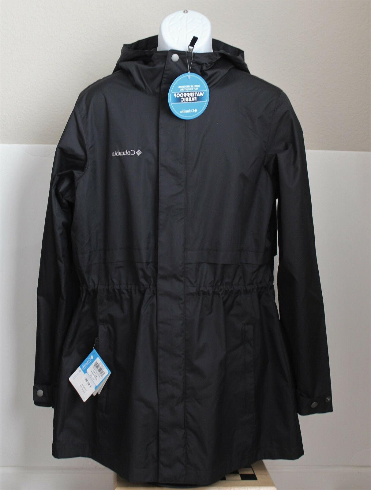 NWT Columbia Shine Struck II Hooded Black XL