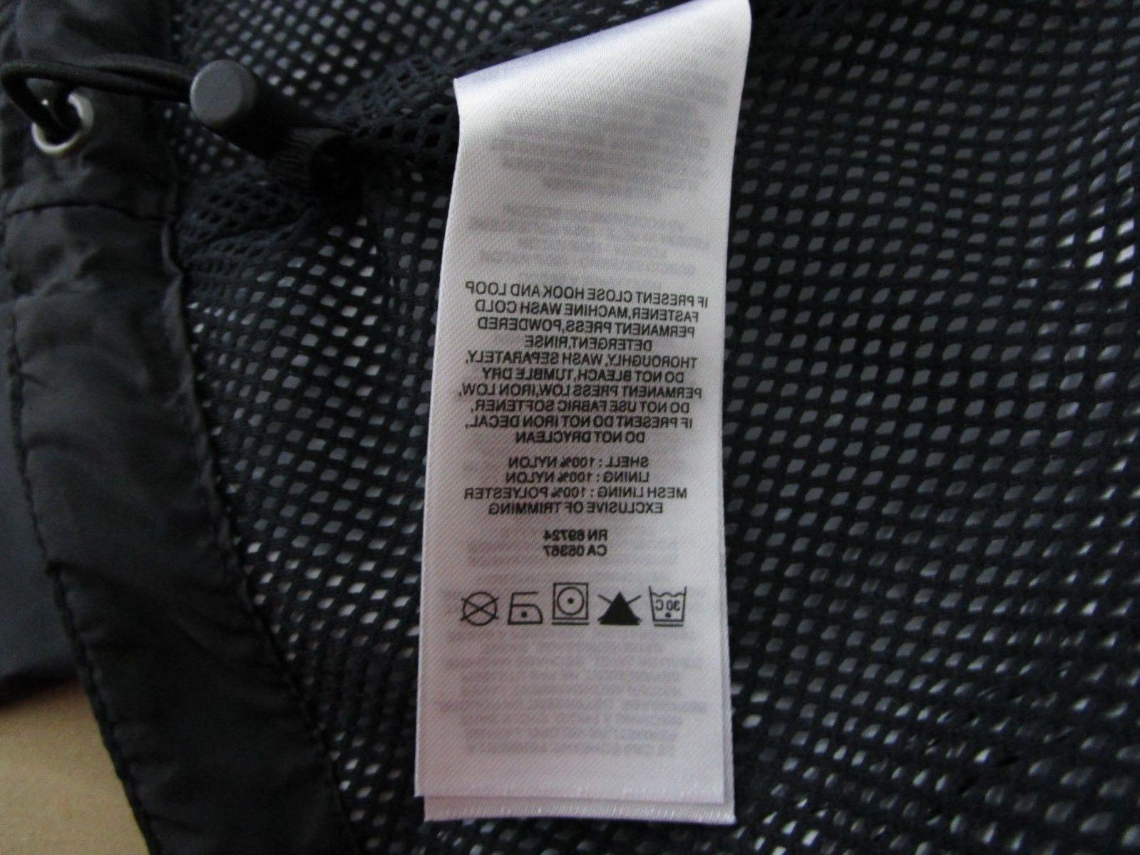NWT Womens Columbia Timber Pointe Packable Shell Black