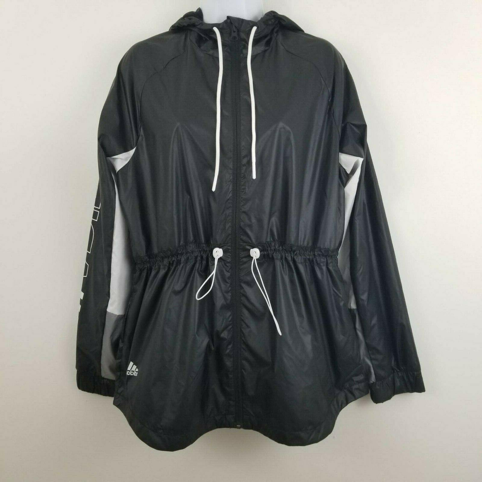 Adidas Large Rain Black and White