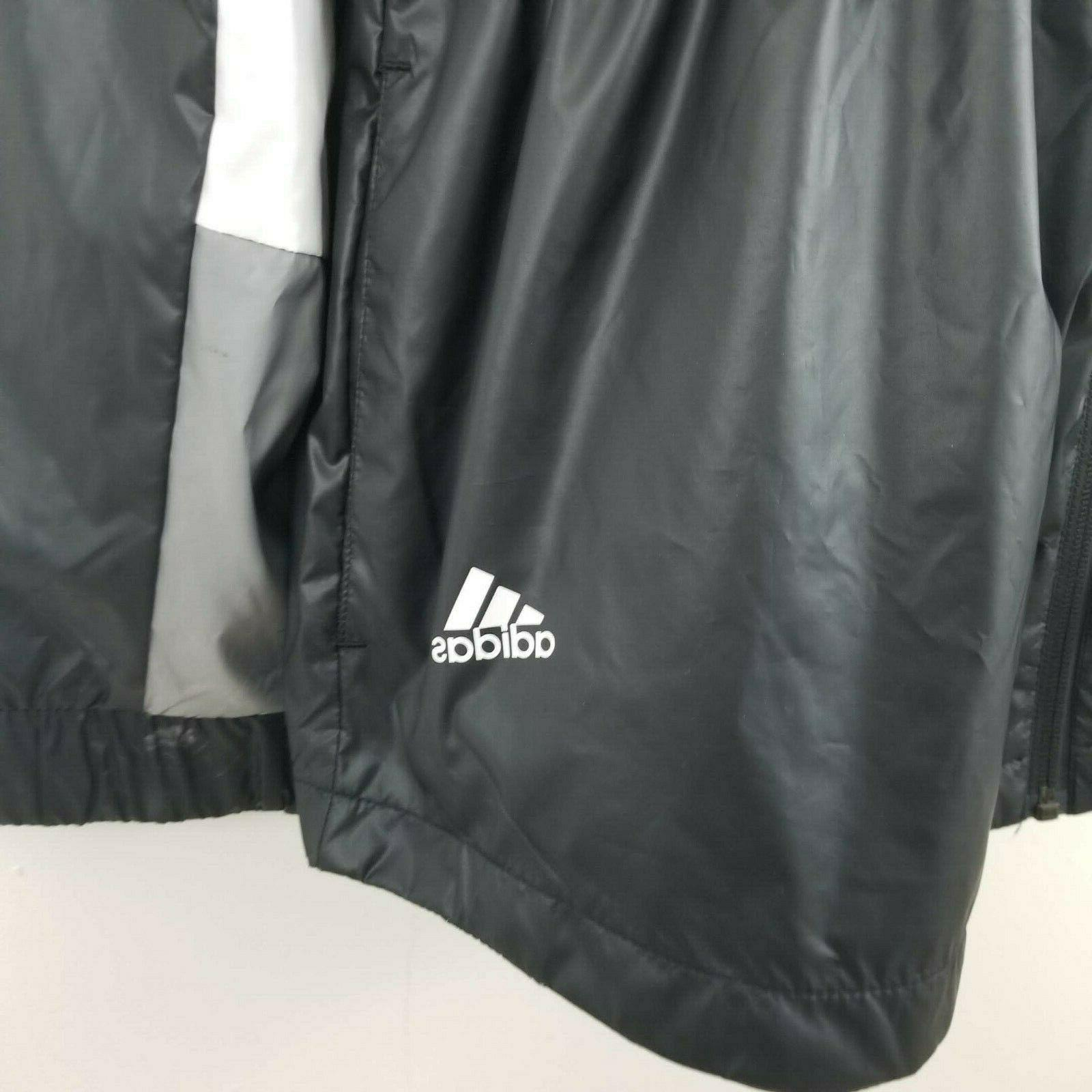 Adidas Outline Large Womens Black and