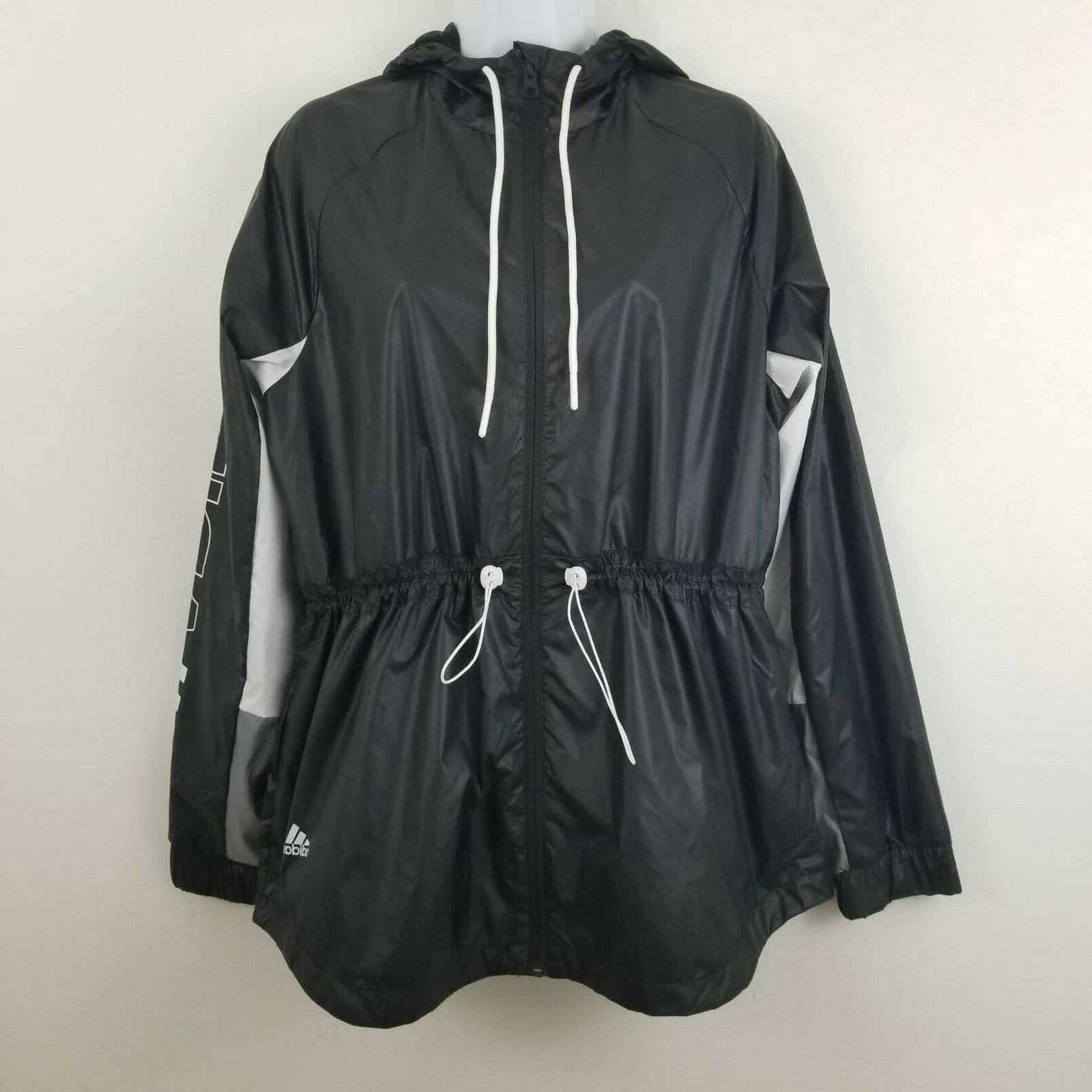 Adidas Large Womens Rain Jacket