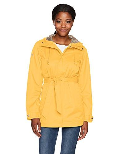 pardon trench rain jacket