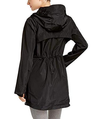 Calvin Klein Performance Womens Fall Waterproof Black M
