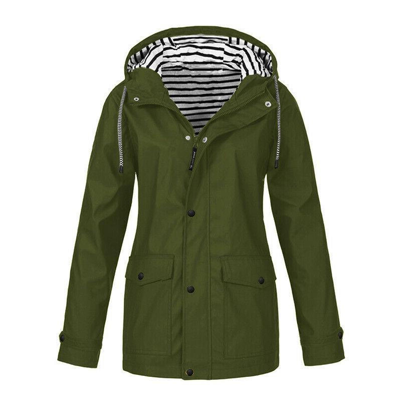 Plus Size Women Long Sleeve Jacket