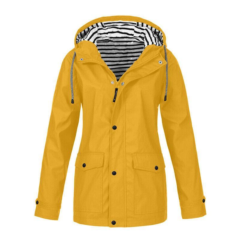 Plus Size Long Sleeve Outdoor Coat