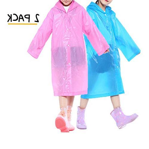 portable rain poncho