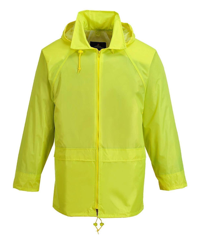 portwest classic rain jacket small to xxl
