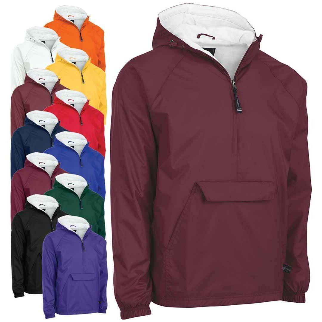 pullover rain jacket windbreaker 9905