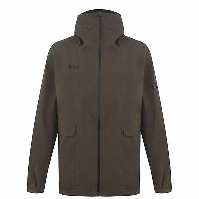 rain jacket ski mens olive skiing top