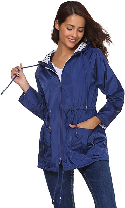 Unibelle Rain Waterproof Hooded Outdoor