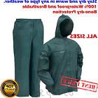 rain suit for all sport jacket