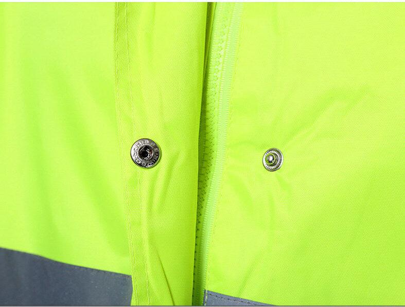 Reflective double layer Jacket SET Clothing pants