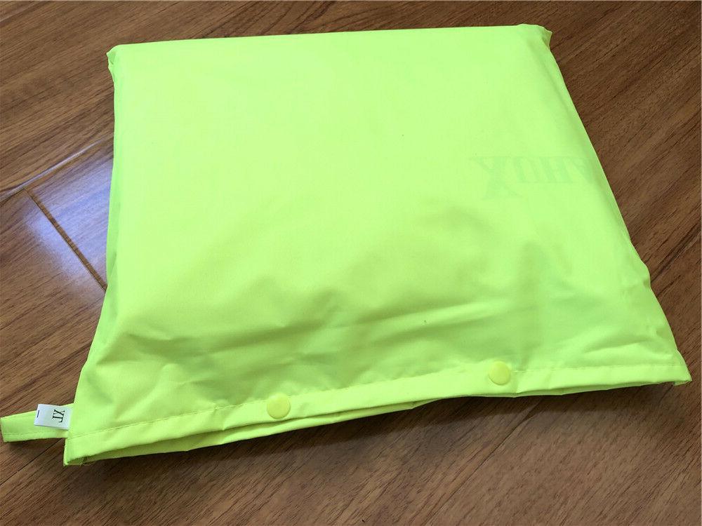 Reflective Waterproof Rain SET Suits Safety Clothing pants