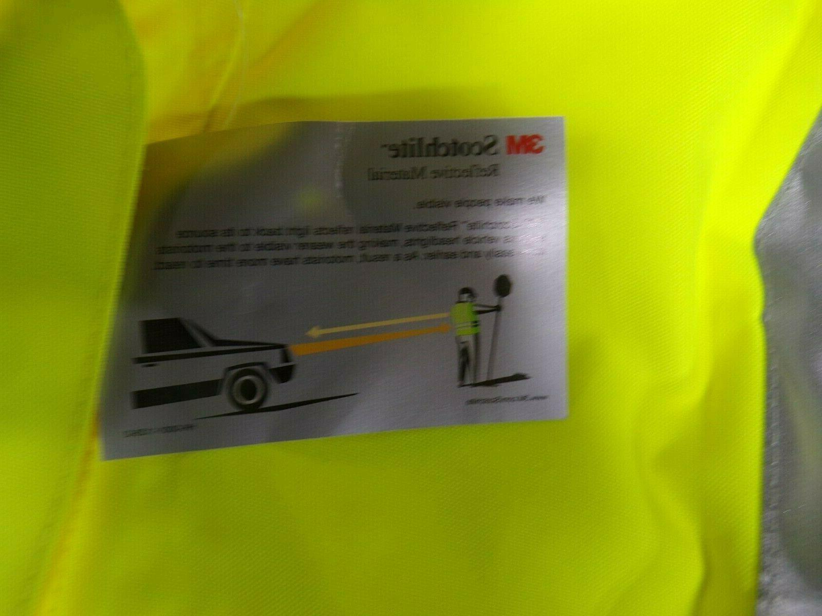 Safety Green Hood