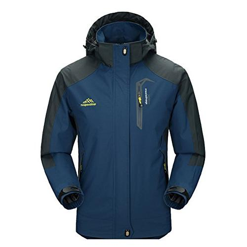 Diamond Candy Sportswear Hooded Waterproof Jacket 08DBS