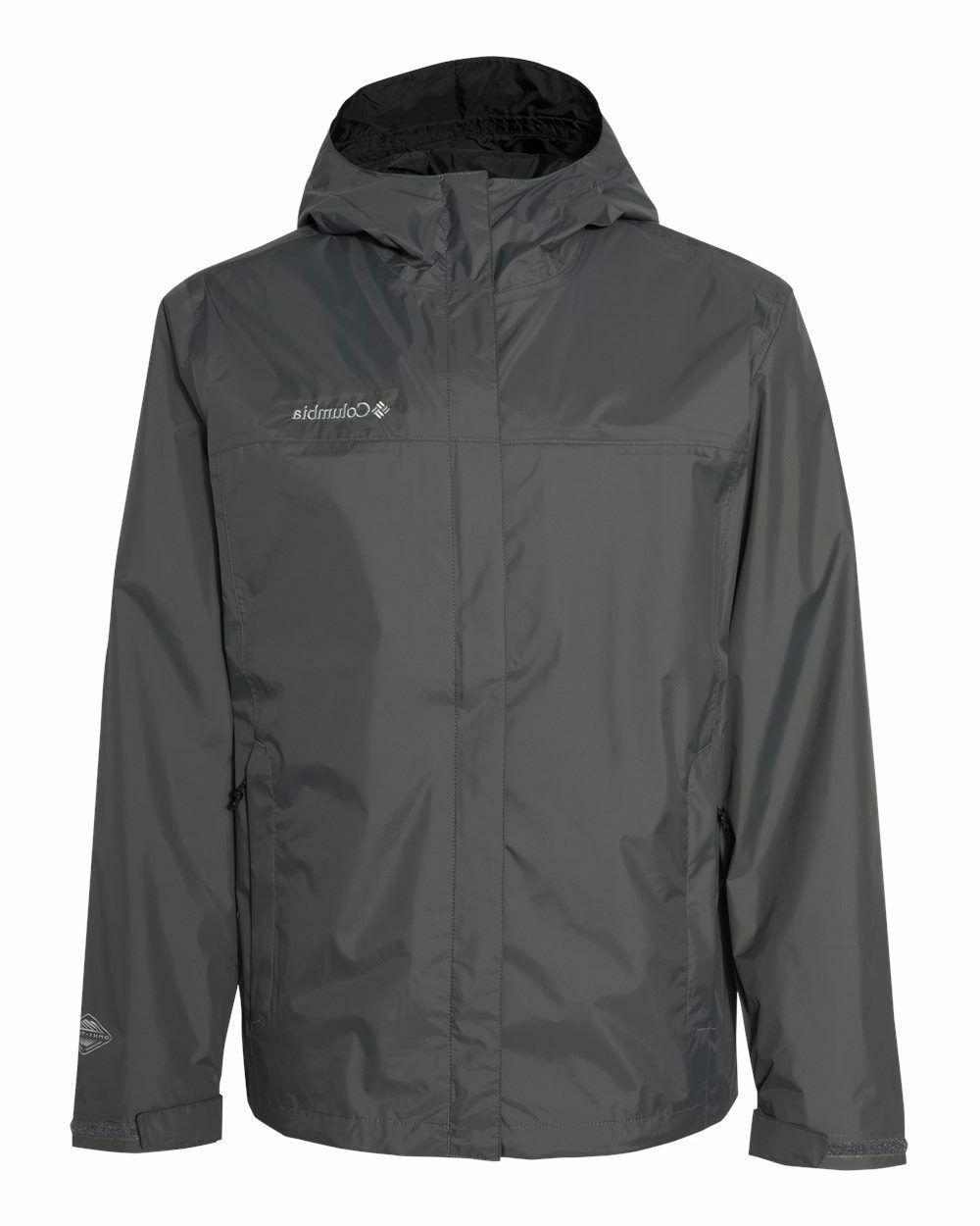 Columbia Men's Watertight Waterproof, Breathable NEW,