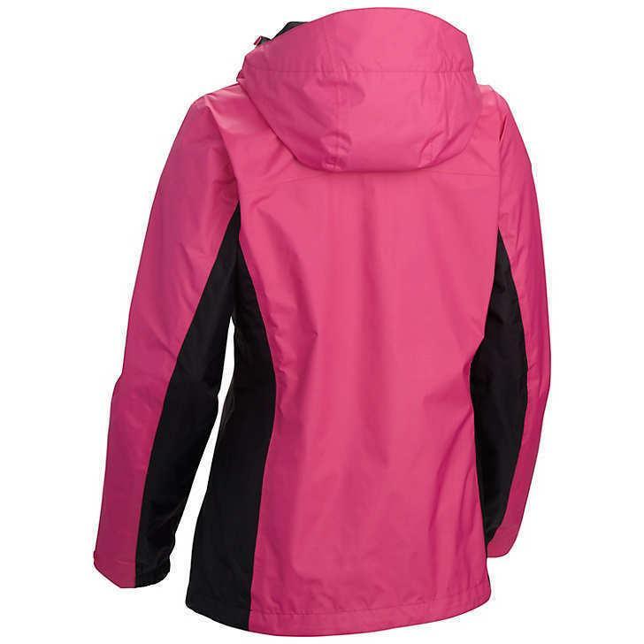 Columbia Tested Pink Rain II Women's Plus Size, Sz