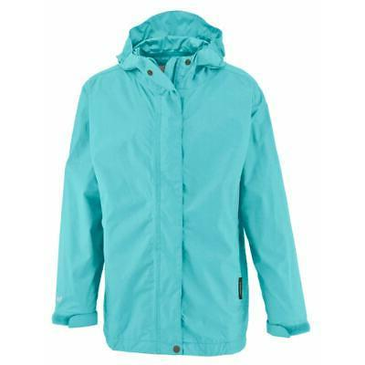 trabagon shell rain jacket kids