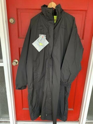 typhoon reversible rain coat black yellow 70f3