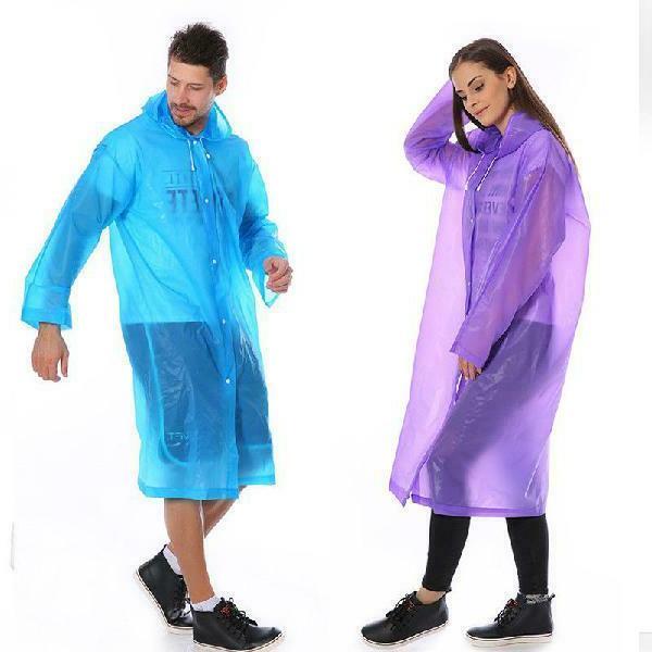 Uni Jacket Raincoat Rain