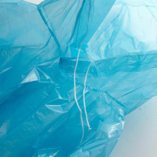 US Waterproof PE Raincoat Rain Rainwear