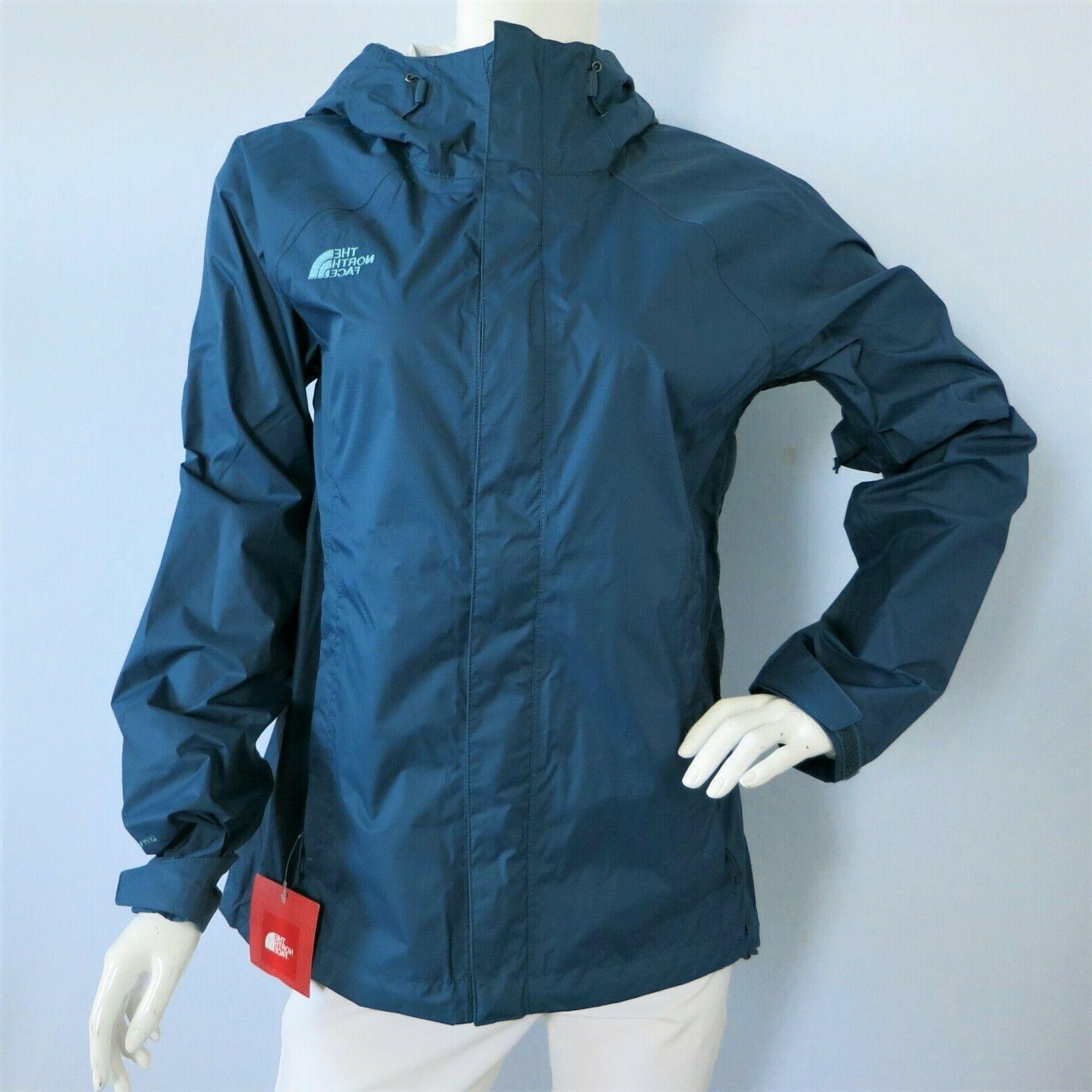 venture women s rain jacket monterey blue
