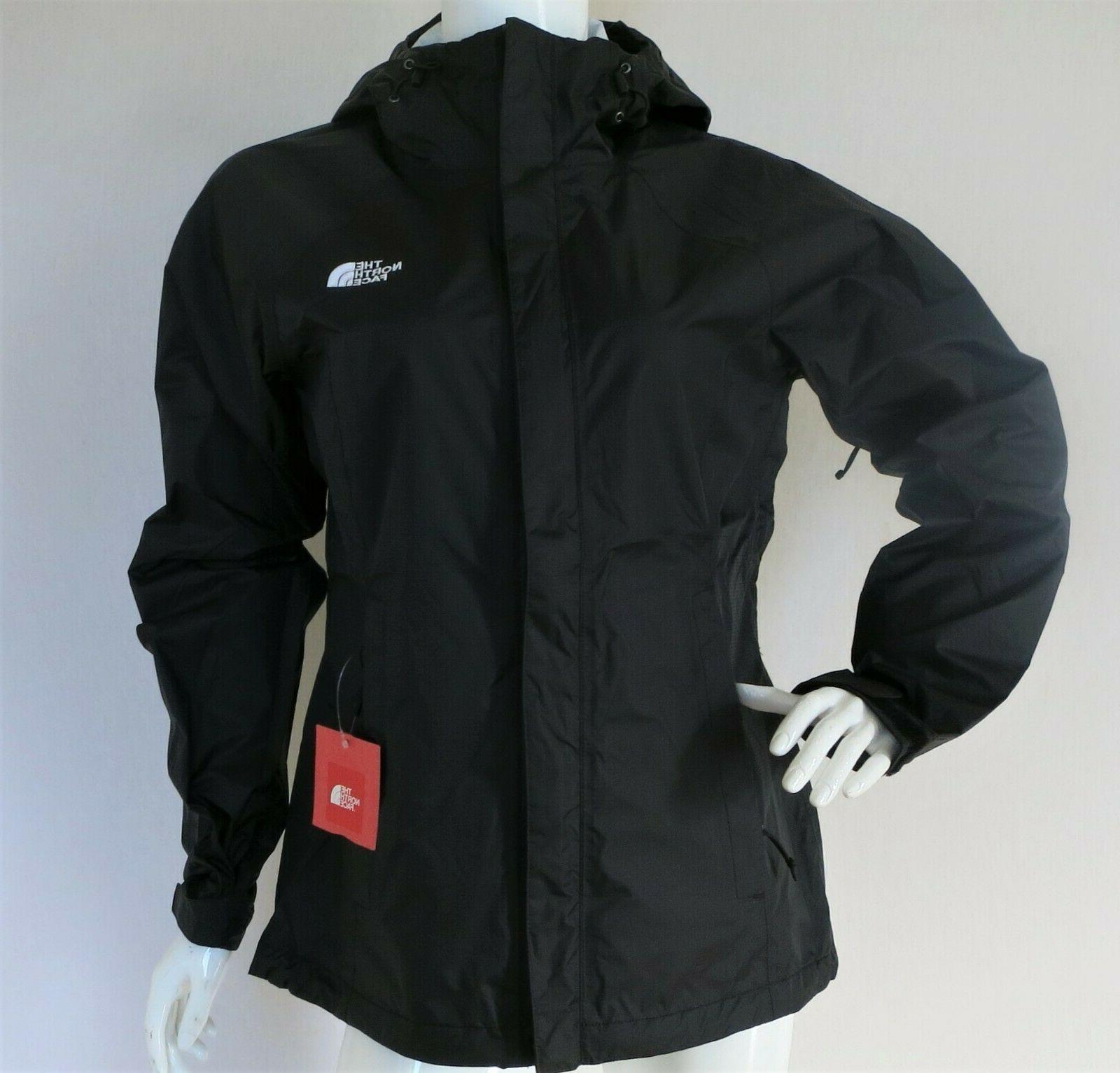 venture women s rain jacket tnf black