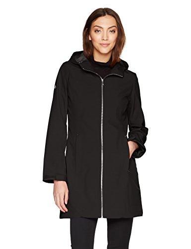 water resistant rain jacket