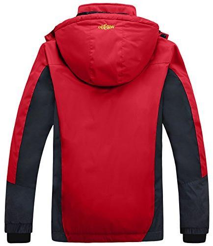 Jacket Outdoor Coat US