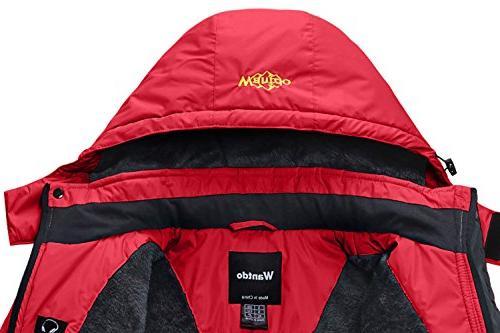 Wantdo Jacket Outdoor US