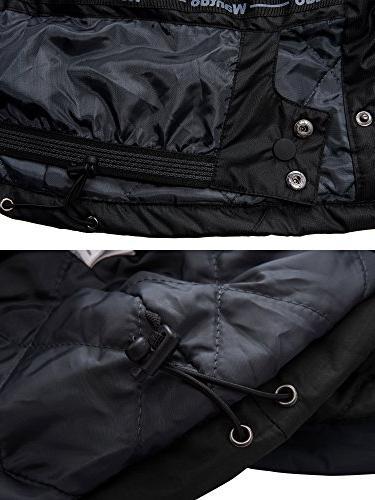 Jacket Windproof Ski Jacket US S S