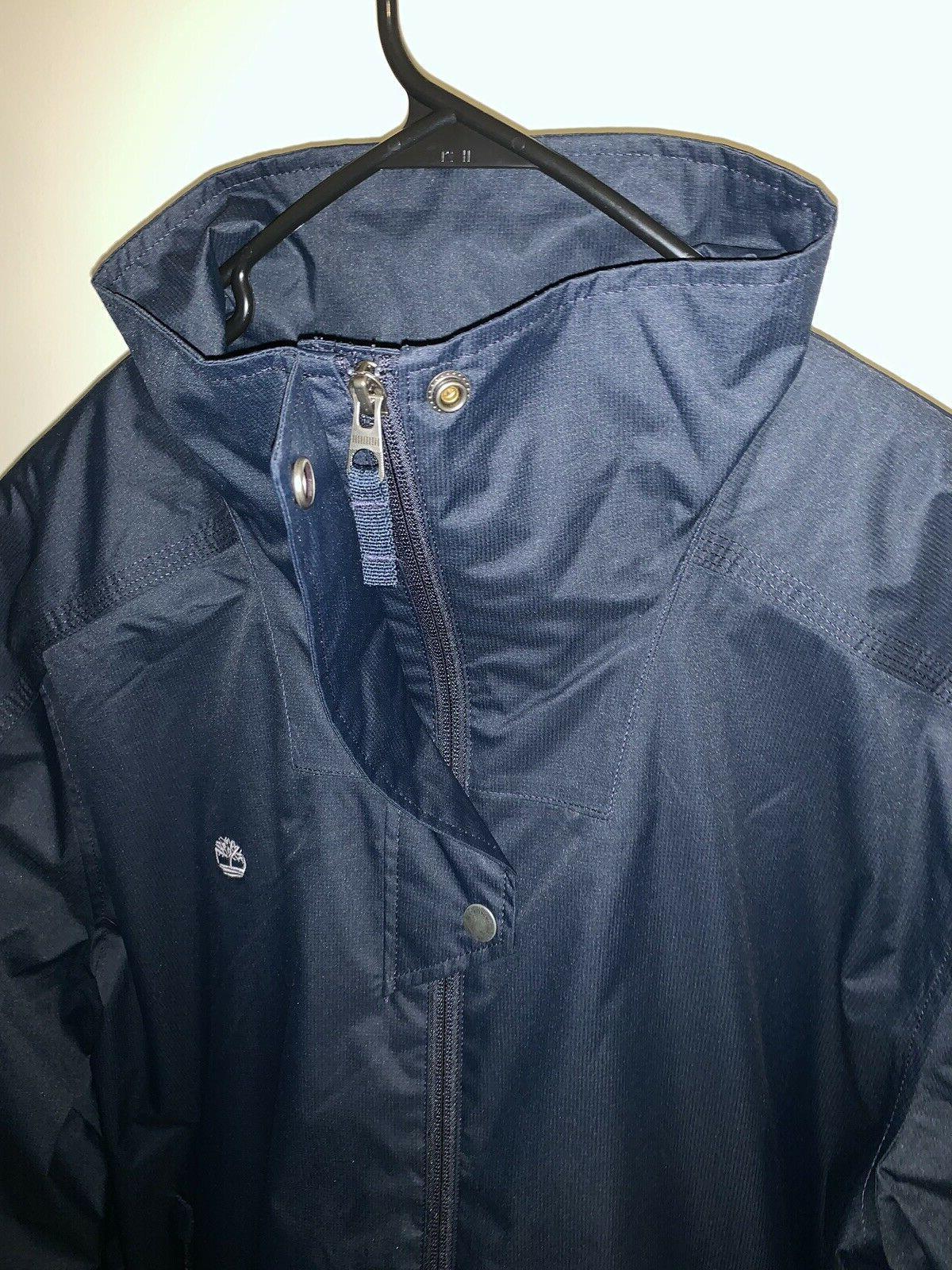 TIMBERLAND Waterproof Navy Rain Men's XXL