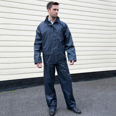 Result Core Rain Jacket/Coat Trousers