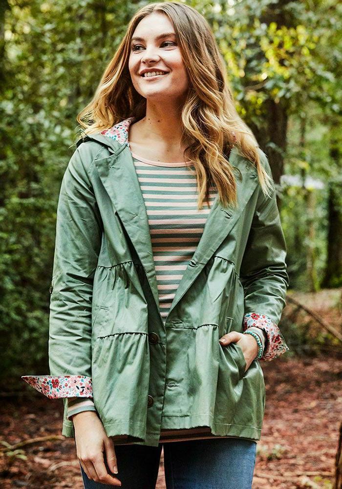 MATILDA JANE Wilderness Jacket Size XS Small New In Womens Coat