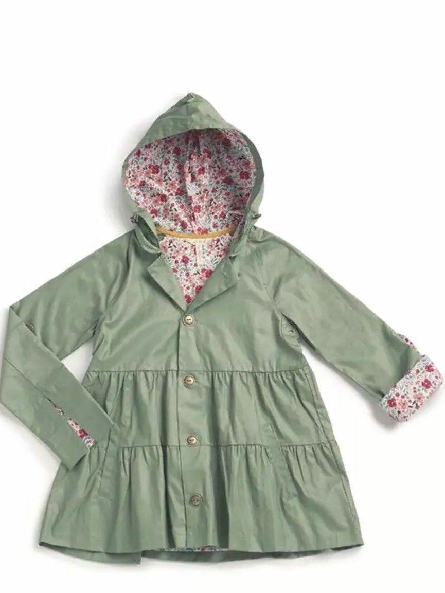 wilderness rain jacket size xs x small
