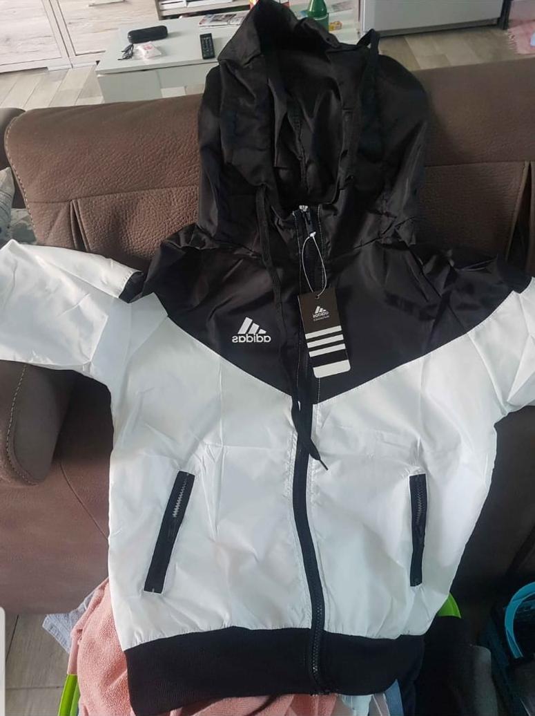 Adidas Windbreaker Men Slim Coat