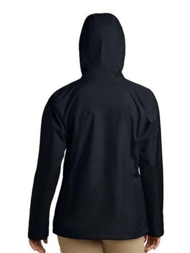 Columbia Women's Rain Jacket - Size Large