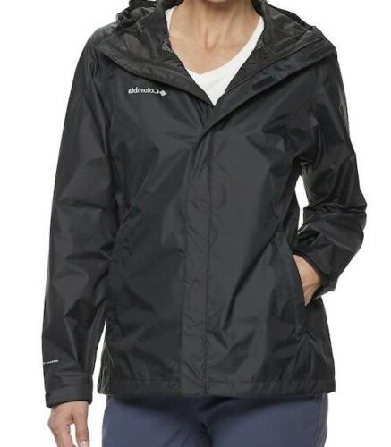 women s arcadia ii rain jacket size