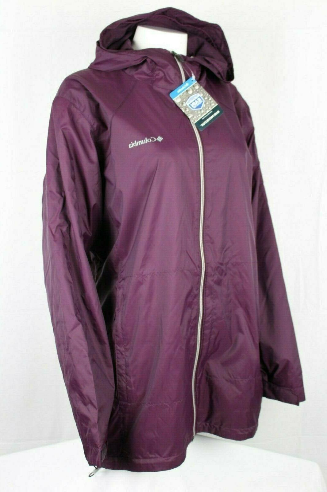 women s switchback lined long jacket waterproof